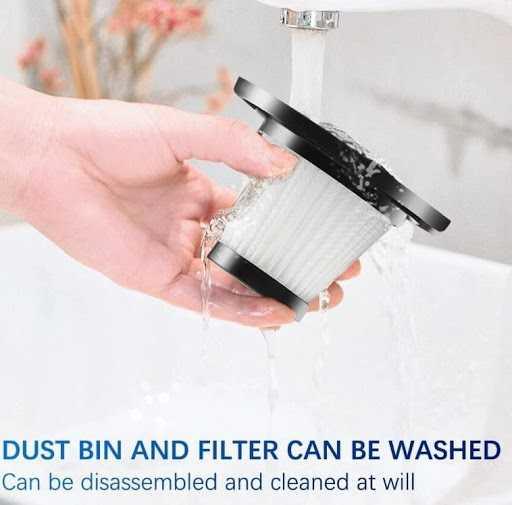 Mini Hand Vacuum Cleaner