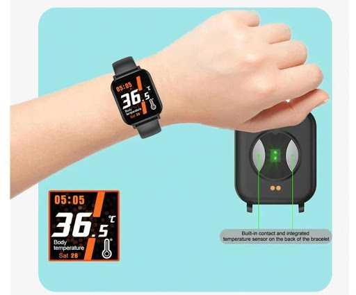 Q-916 Smart-Watch