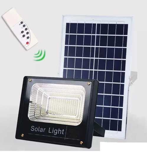 Remote Controlled LED Flood Light