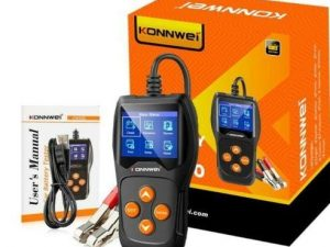 Car Battery Tester KW600