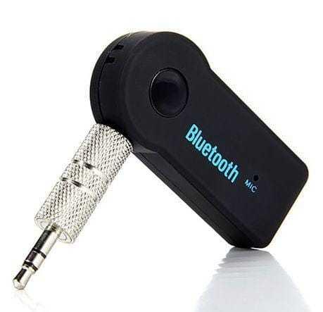 Car Wireless Bluetooth Aux Audio Receiver Hand Free
