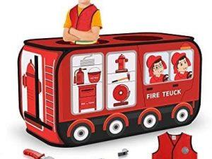 Fire Truck Tent
