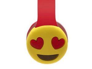 Folding Emoji Headphones (Love)