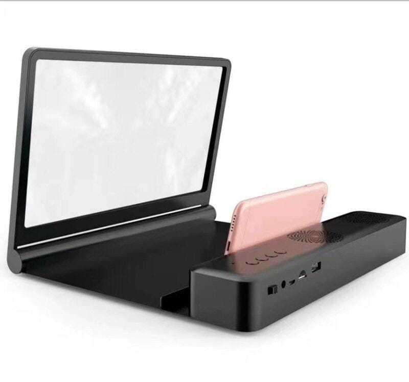 Haut-parleur Bluetooth pour écran de téléphone