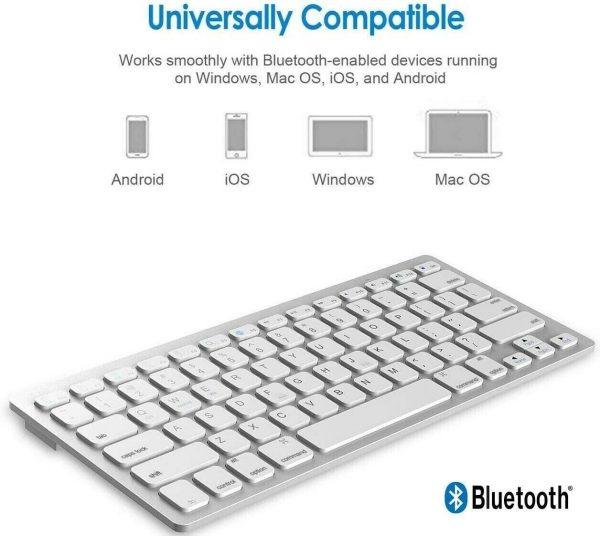 Andowl Wireless Keyboard