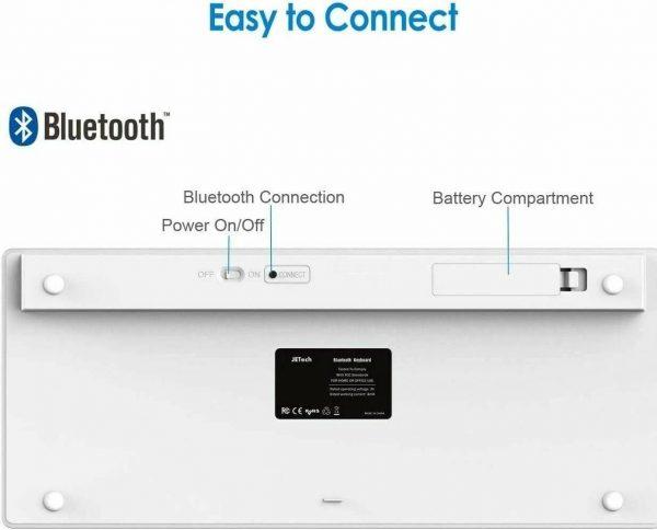Weibow Bluetooth Keyboard 8022