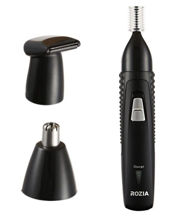 Rozia Hair & Nose Trimmer (3 in 1)