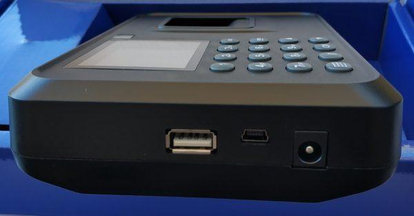 Andowl Screen Fingerprint Attendance Machine