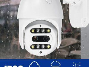 IP Zoom Camera