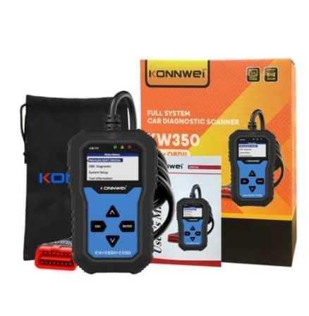 OBDII/EOBD Code Reader KW350