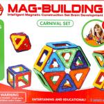 Mag-Building Carnival Set 20 Pcs
