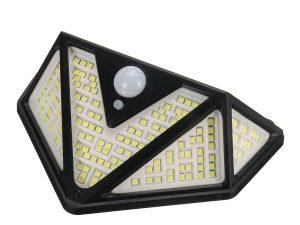 Solar Body Sensor Lamp GD-166