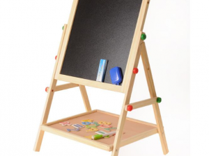 Double-Sided Magnetic Drawing Board