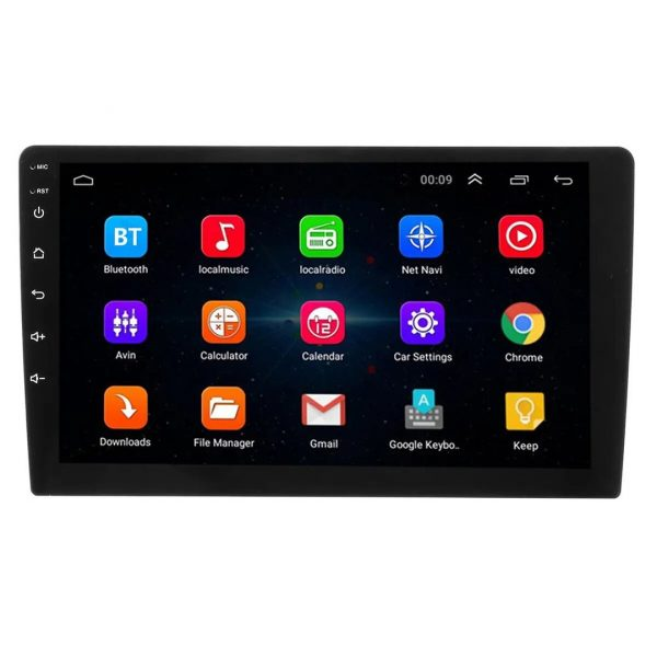 Universal 7 inch Android Car Radio 8.1 System2 din Car Player GPS Navigation