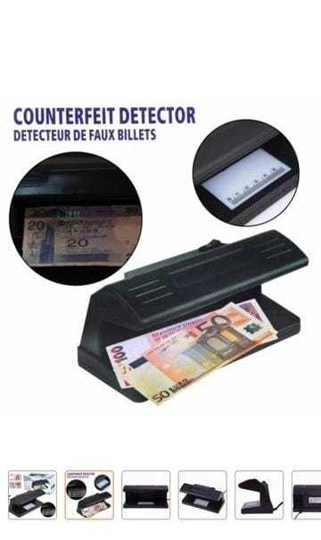 UV Light Practical Counterfeit Money Detector