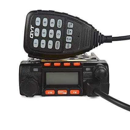 QYT KT8900 Mini Dual Band Car Radio