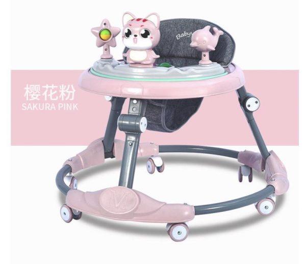 Multi Functional Baby Walker