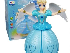Princess Dance Doll Elsa