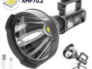 Xhp70 Led Flashlight