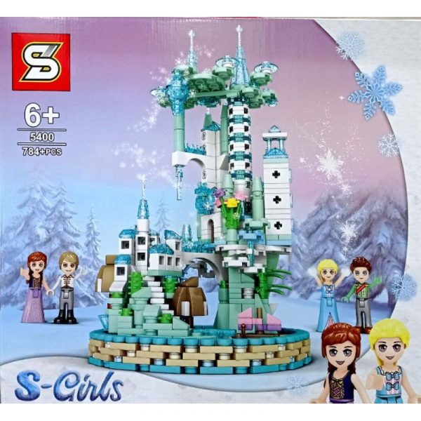 Disney Frozen Snow Princess Lego