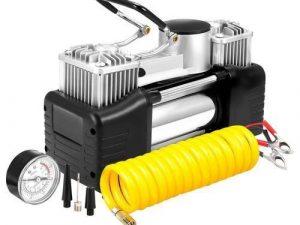 Double cylinder compressor 85L/H