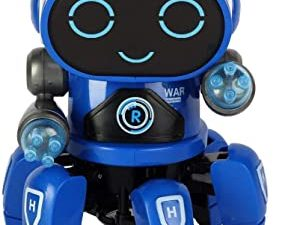 Intelligent Robot Blue