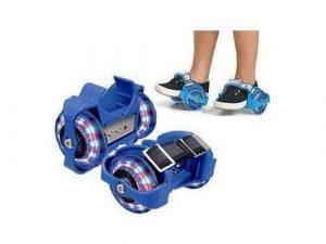 Heel Wheels Skating Shoes