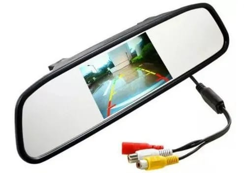 Rearview Monitor Lcd 4.3 Inch For Rear Camera
